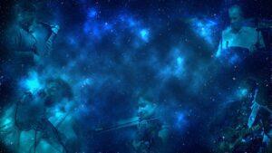 ELO Encounter Tribute Blue Banner