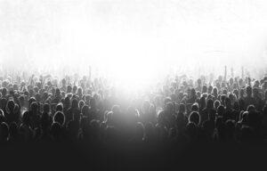 ELO Encounter | ELO Tribute | B&W Crowd