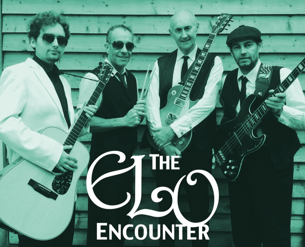 ELO Encounter Tribute Band Logo