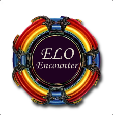 ELO Encounter Tribute Logo Small