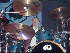 ELO Encounter Tribute | Simon Dove Drum Smile