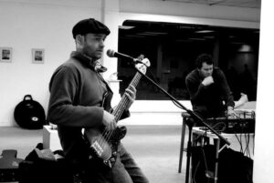 ELO Encounter Tribute   Simon Rownes B&W Studio