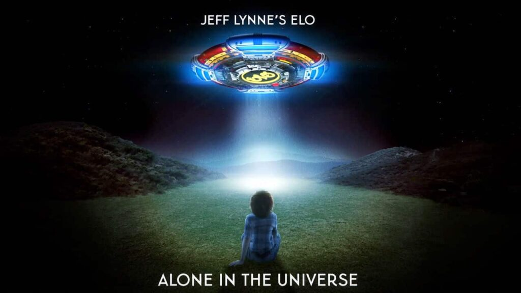 ELO Encounter Tribute | Alone In The Universe