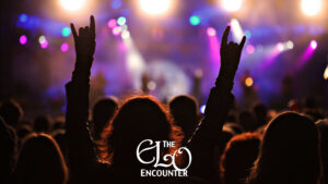 ELO Encounter Tribute Crowd Dark Logo