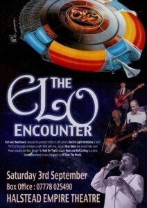 ELO Encounter Tribute - Poster - Empire Theatre