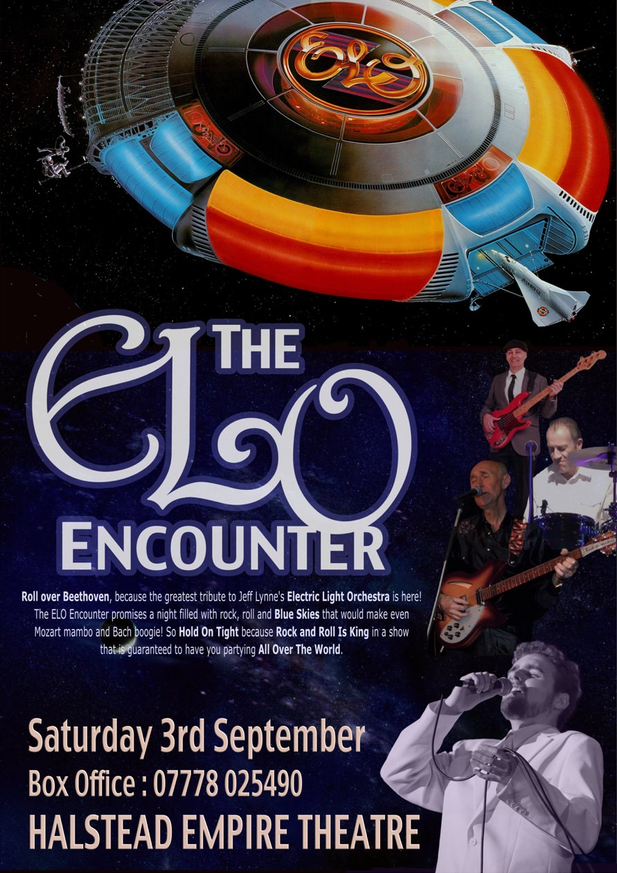 ELO Encounter Tribute - Poster - Empire Theatre