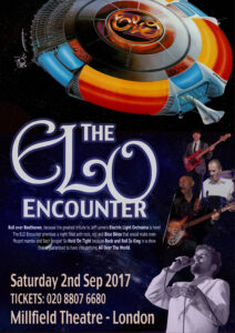ELO Encounter Tribute - Millfield Theatre