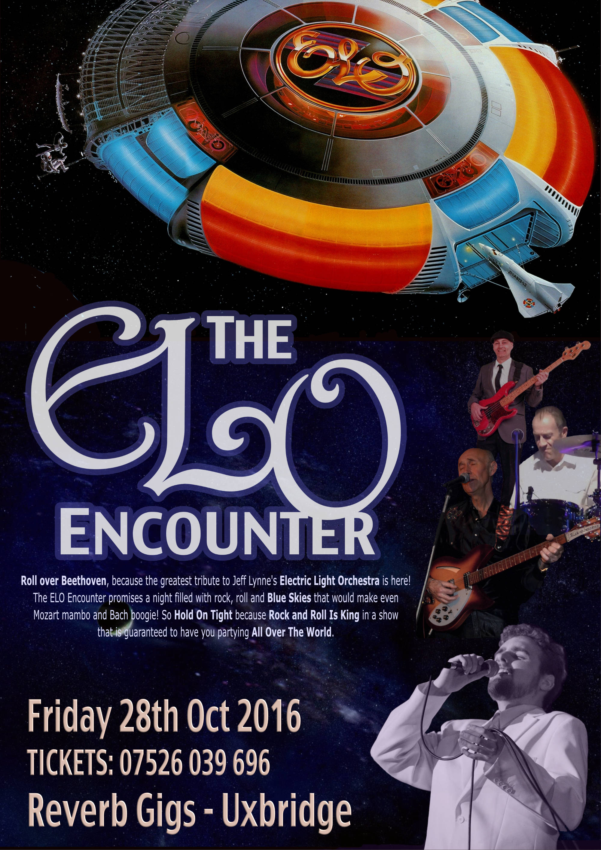 ELO Encounter Tribute - Reverb Gigs