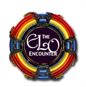 ELO Encounter Tribute Spaceship Logo Large