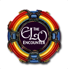 ELO Encounter Tribute Spaceship Logo