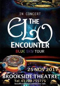 ELO Encounter | ELO Tribute | Brookside Theatre Romford