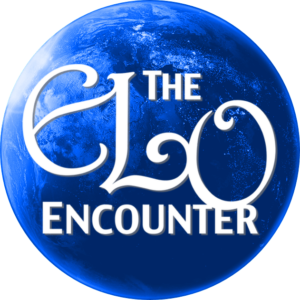ELO Encounter Tribute - Retro Logo