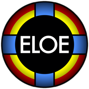 ELO Encounter Tribute - ELOE Logo