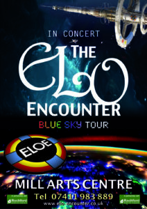 Mill Arts Centre - ELO Encounter Poster