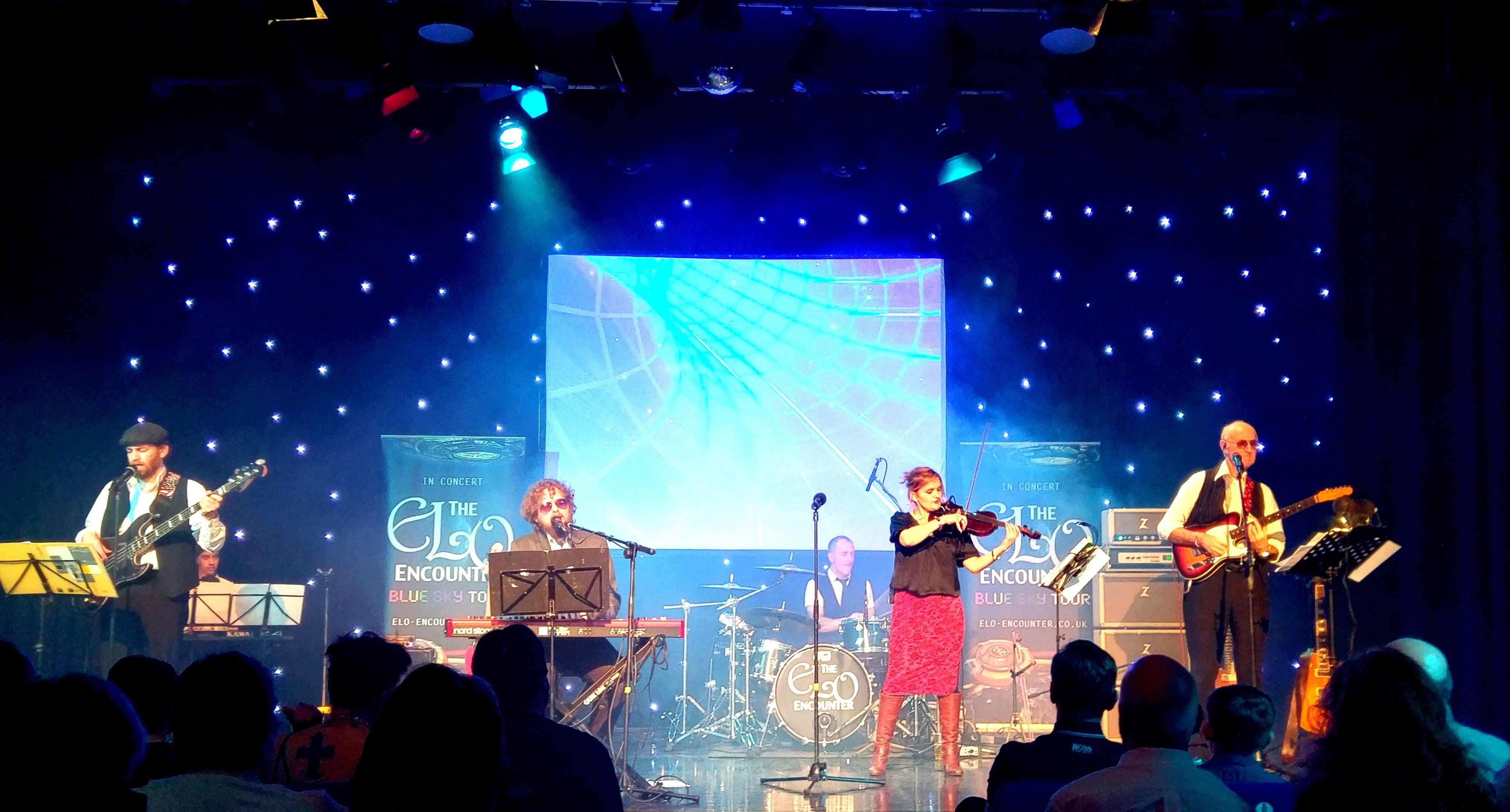 ELO Encounter Live - Braintree Arts