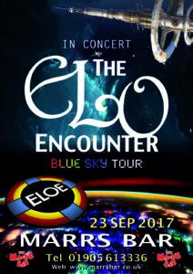 Marr's Bar - ELO Encounter Poster