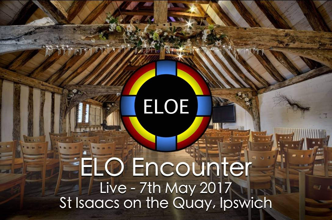 ELO Encounter Tribute - St Isaacs on the Quay Ipswich