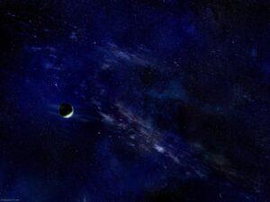 ELO Encounter Deep Blue Space