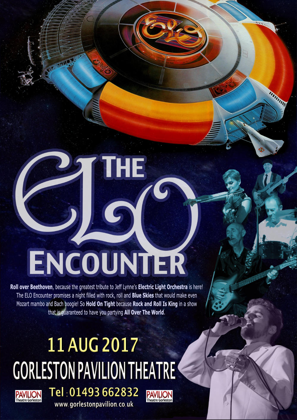 ELO Encounter - Gorleston Pavilion Theatre