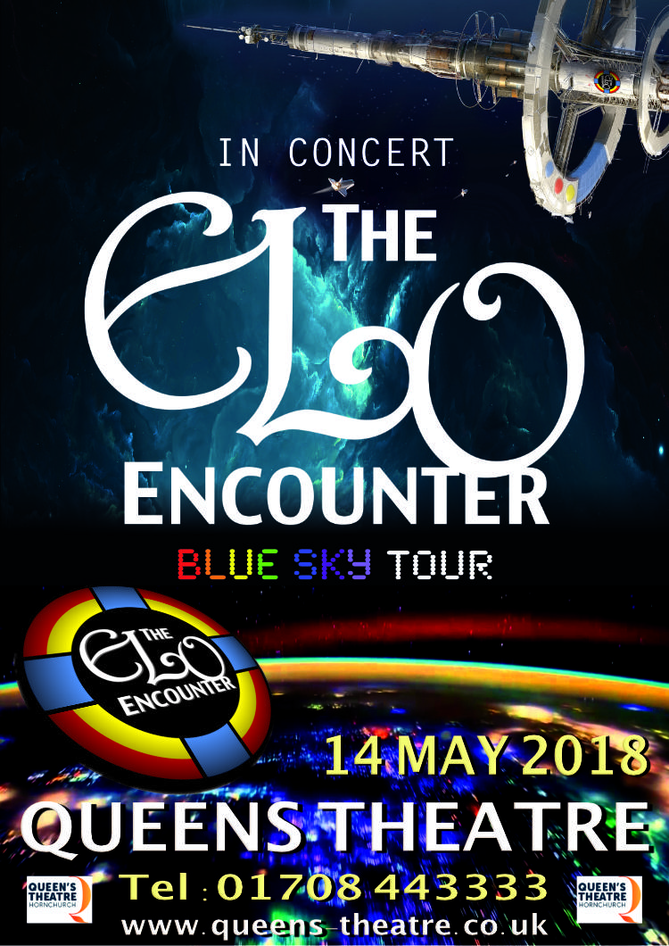 Queen's Theatre Hornchurch - ELO Encounter Tribute