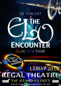 Regal Theatre Stowmarket - ELO Encounter Tribute