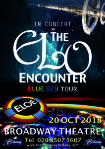 Broadway Theatre, Barking 2018 - ELO Encounter Tribute