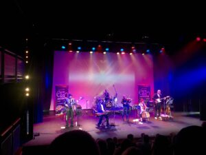 ELO Encounter - Broadway Theatre, Barking