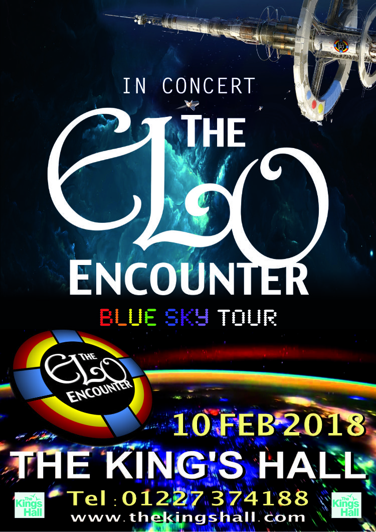 The King's Hall - Herne Bay - ELO Encounter Tribute