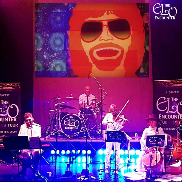The ELO Encounter Live - Haverhill Arts