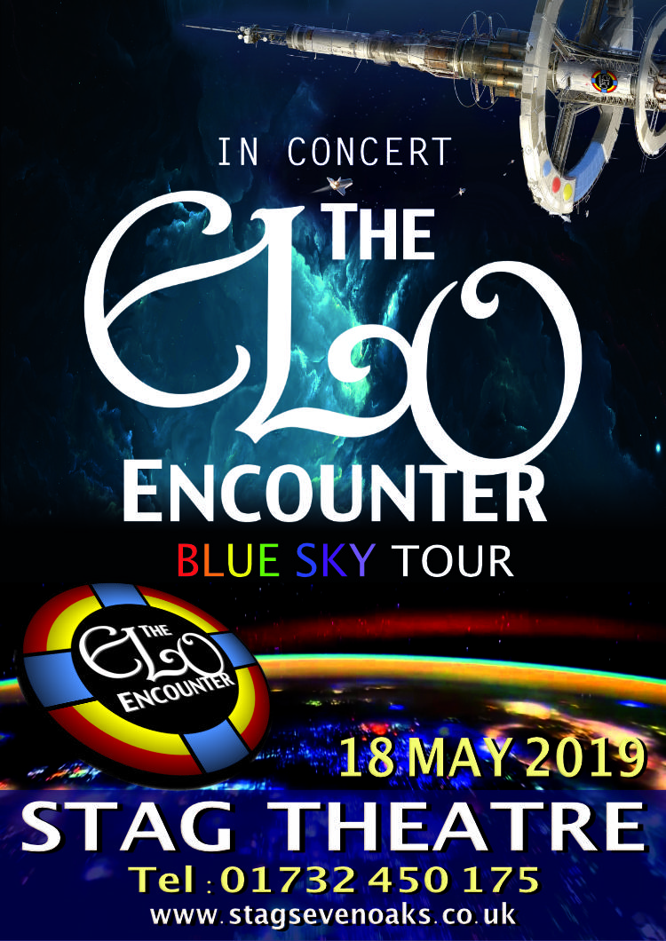 The Stag Theatre - Sevenoaks - ELO Encounter Tribute