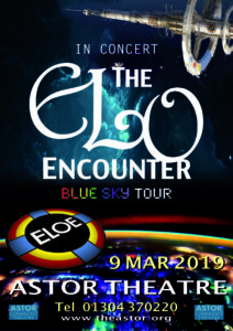 Astor Theatre - 2019 - ELO Encounter Tribute