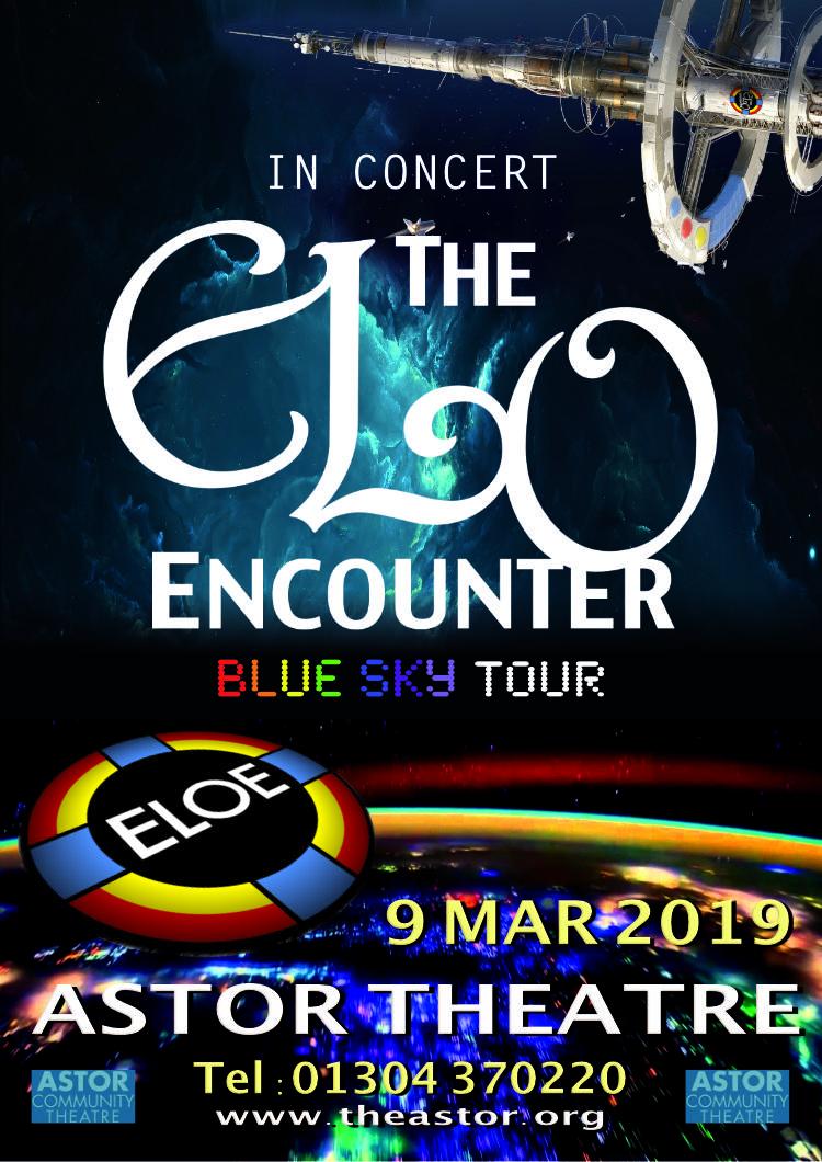 Astor Theatre - 2019 - ELO Encounter Tribute