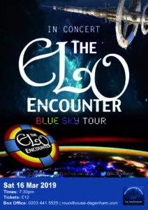Roundhouse Dagenham - ELO Encounter Tribute