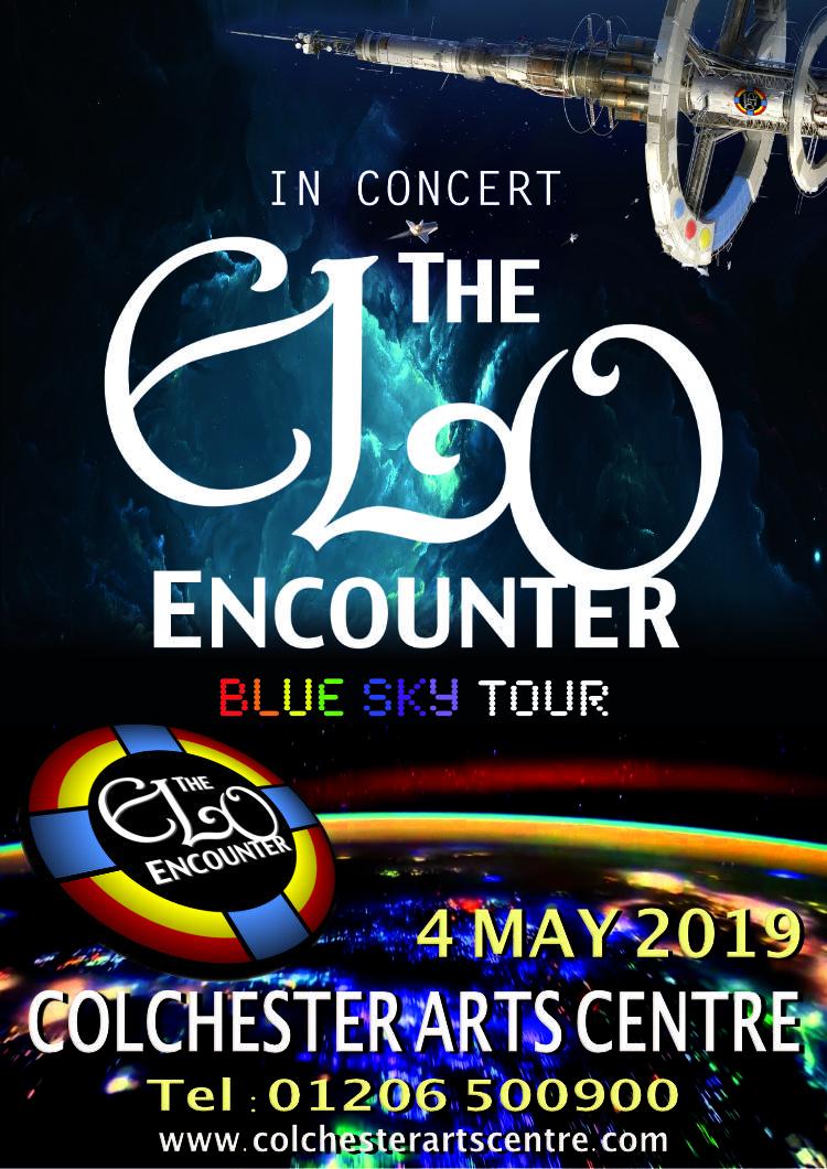Colchester Arts Centre - 2019 - ELO Encounter Tribute