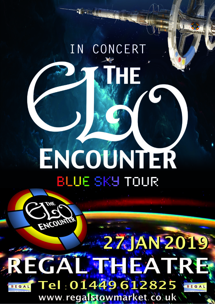 Regal Theatre - 2019 - ELO Encounter Tribute
