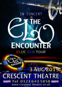 Crescent Theatre - 2019 - ELO Encounter Tribute