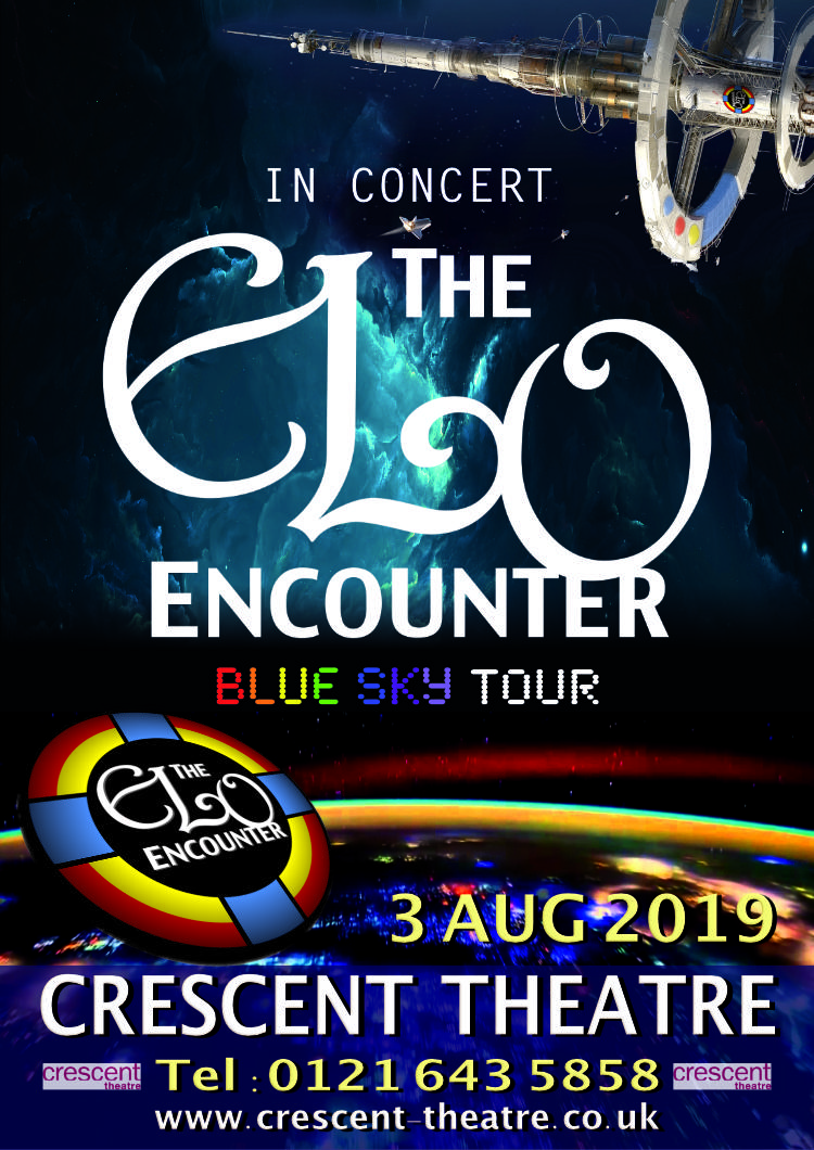 Crescent Theatre - 2019 - ELO Encounter Tribute