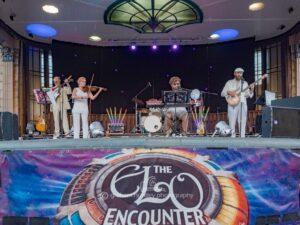 ELO Encounter - Eastbourne Bandstand