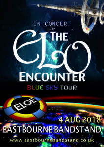 Eastbourne Bandstand - ELO Encounter Tribute