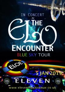 Eleven - Stoke-on-Trent - ELO Encounter Tribute