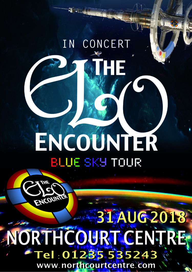 The Northcourt Centre - ELO Encounter Tribute