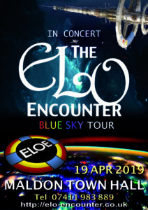 Maldon Town Hall - 2019 - ELO Encounter Tribute