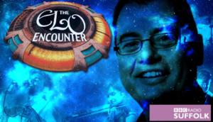 ELO Encounter - BBC Radio - Stephen Foster Secret Gig