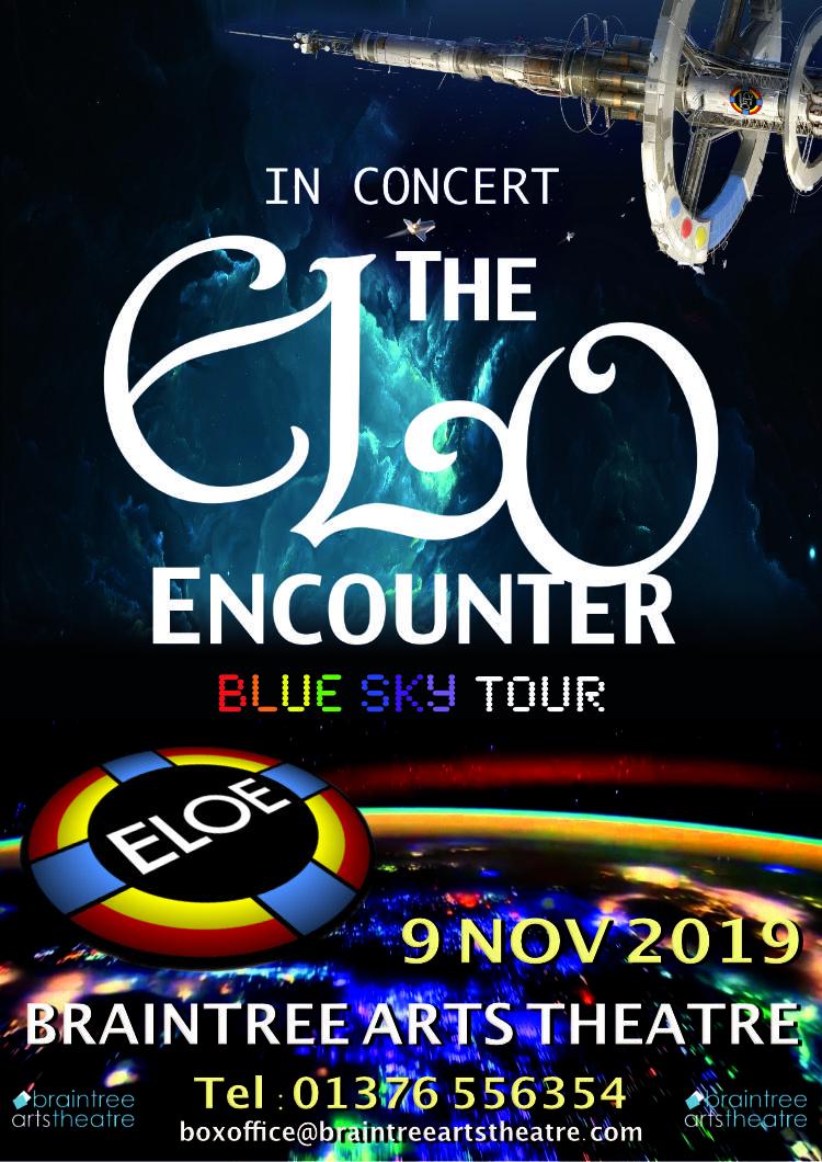 Braintree Arts 2019 - ELO Encounter Tribute