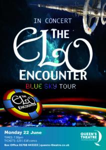 Queens Theatre - 2019 - ELO Encounter Tribute