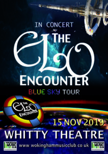 Wokingham Music Club - 2019 - ELO Encounter Tribute