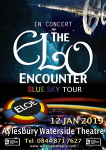 Aylesbury Waterside Theatre - 2019 - ELO Encounter Tribute