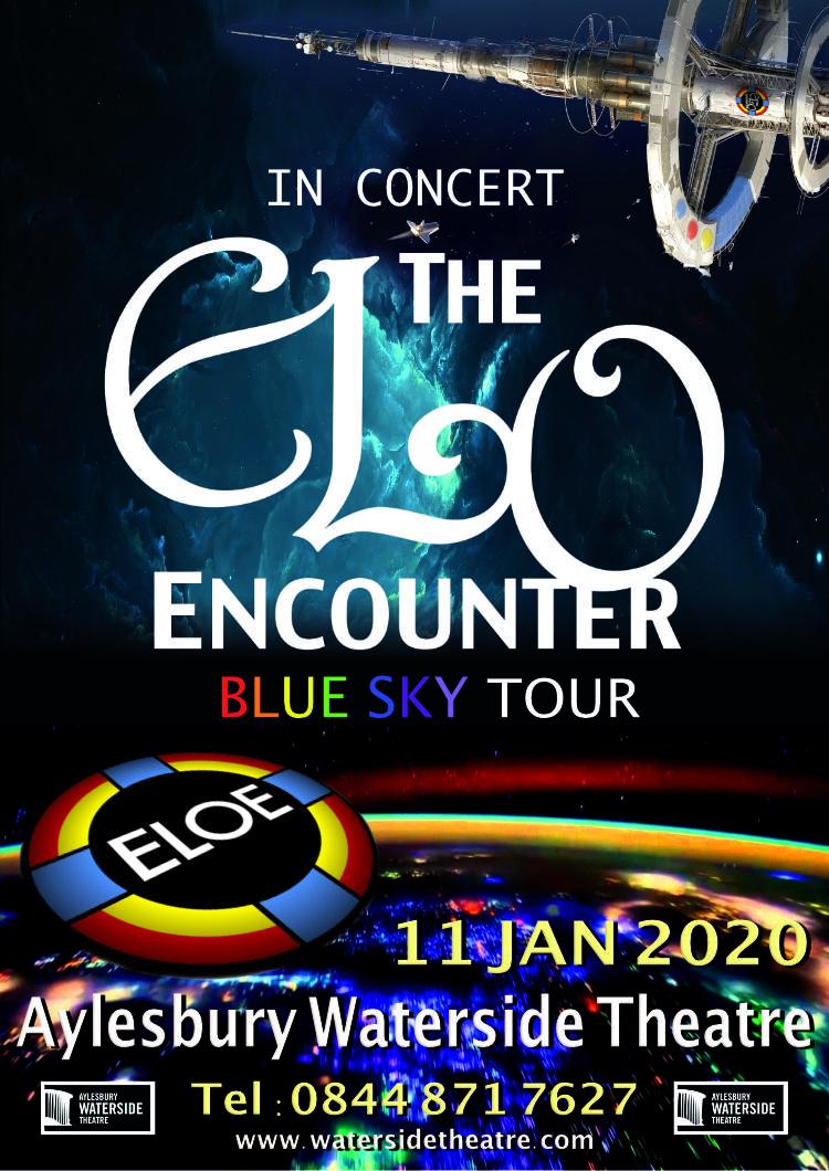 Aylesbury Waterside Theatre - 2020 - ELO Encounter Tribute