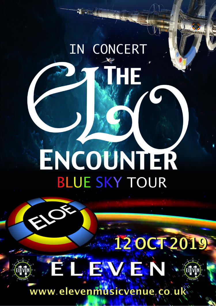 Eleven - Stoke On Trent - Oct 19 - ELO Encounter Tribute