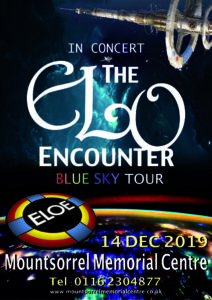 Mountsorrel Memorial Centre - 2019 - ELO Encounter Tribute